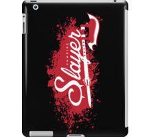 Vampire Slayer - BLACK iPad Case/Skin