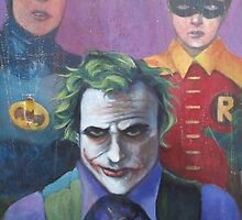Bam! Pow! Why so serious? by BK Jenkins