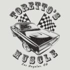 Toretto's Muscle (Black) by MrSchadenfreude