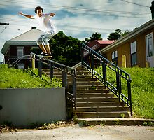 Sean Malto - Backside 50-50 by asmithphotos
