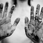 Bloody Hands by asmithphotos