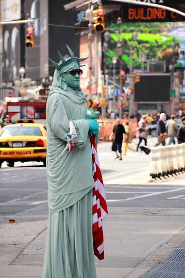 lady liberty by natalie angus