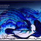 Sea (Poetry & Art Collaboration) by Erika Tirado