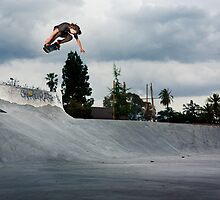 Collin Provost - Backside Air by asmithphotos