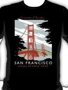 Visit the Pacific T-Shirt