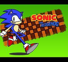 Sonic the Hedgehog by mayurasan