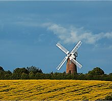 Wilton Windmill by J-images