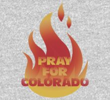 Pray for Colorado by Marjuned