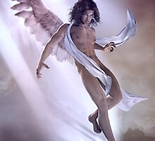 Eros God of Love by Shanina Conway