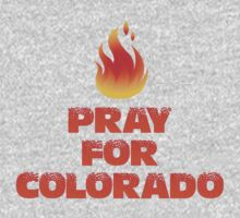 Pray for Colorado (No Background) by Marjuned