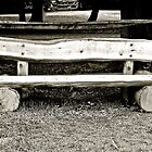 Rolling Bench by Lotus0104