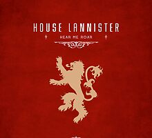 House Lannister iPhone Case by liquidsouldes