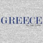 Greece by johnnythunder