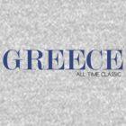 Greece by johnnythunder