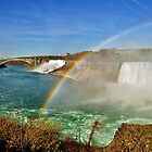 Niagara Falls by Linda Long