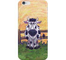Animal Parade Cow iPhone Case/Skin
