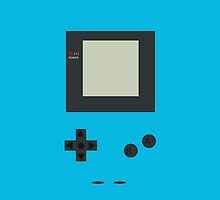 Gameboy Color Teal by Rjcham