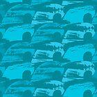 Wave Pattern by rusanovska