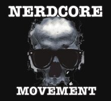 Nerdcore Movement the T-Shirt by damonmartin