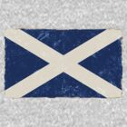 Scottish Flag by FrozenLip
