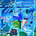 Techno Cool by Regina Valluzzi