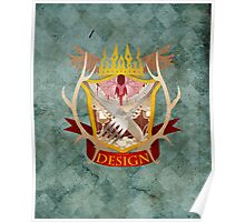 Hannibal Crest Poster