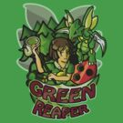 Green Reaper by stephenb19
