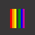 Pride Rainbow Dark by Rjcham