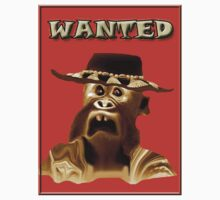 WANTED by Jon de Graaff
