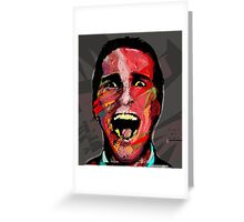 Say Hello To My Ego. Greeting Card