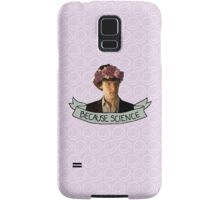 Because Science, Jawn Samsung Galaxy Case/Skin