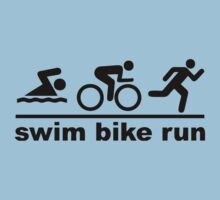 Bike Swim Run (lite) by KraPOW