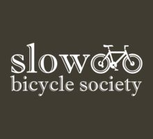 Slow Bicycle Society (dark) by KraPOW