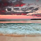Boat Harbour sunset 15.6.13 by Paul Campbell  Photography