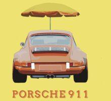 Porsche 911 Kids Clothes