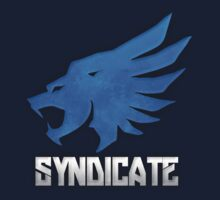 The Syndicate Project Tshirt (2D) by GraphocDesign