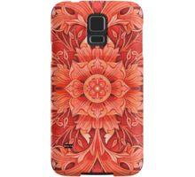 - Red ornament - Samsung Galaxy Case/Skin