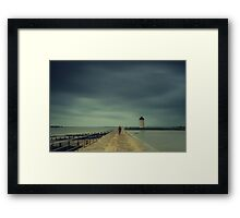 Dreaming of Brightlingsea Framed Print
