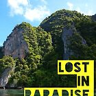 Lost in Paradise by Becki Breed