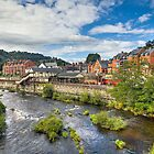 Llangollen, North Wales by George Standen