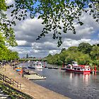 River Dee, Chester by George Standen
