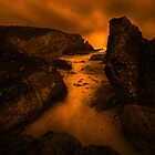 Infra Red Rock 3 by rennaisance