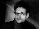 Edward Snowden by Albert