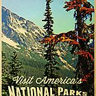 America's National Parks by House Of Flo