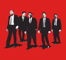Reservoir Presidents by monsterplanet