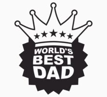 Worlds Best Dad by Style-O-Mat
