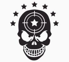 Evil Skull Headshot by Style-O-Mat