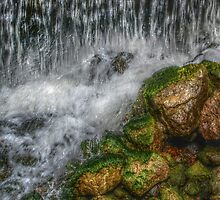 Waterfall in Pueblo, CO??? by StudlyMuffin