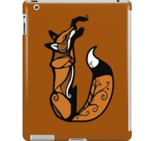 Curled Up Red Fox iPad Case/Skin