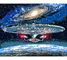 The Enterprise Photographic Print